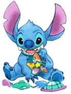 Stitch (Art) KHBBS