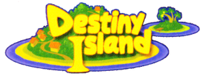 Destiny Islands Logo KHII