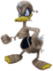 Donald- Mummy Form KH