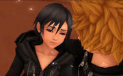 Xion's final moments