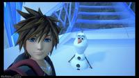 Olaf (Mission photo) Kingdom Hearts III