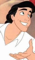 Príncipe Eric Película Disney