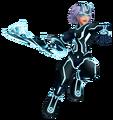 Riku Grille KH3D