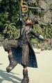 Sora (Pirate) Seconde forme KHIII