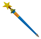 Morning Star from KH1 render