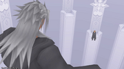 Xemnas and Roxas Discuss KHD