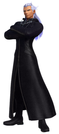 Ansem, Seeker of Darkness (Black Coat) KHIII