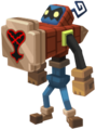 Brick Hammer Frame