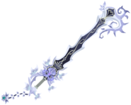 Foreteller Invi's Keyblade KHX