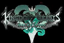 Kingdom Hearts X Back Cover Logo