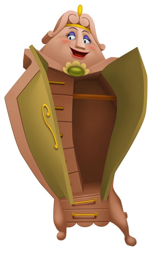 La Garde Robe Kingdom Hearts Wiki Fandom Powered By Wikia