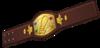 Champion Belt KHII