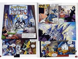 El Cetro y el Reino paginas 1 y 2