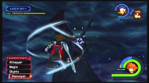Kingdom Hearts -HD 1.5 ReMIX- Combat contre Chernabog