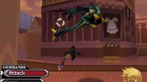 Kingdom Hearts 358 2 Days - Day 53 - Tailbunker English