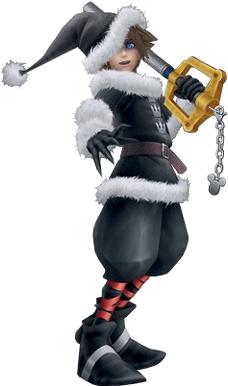 Sora Santa Claus