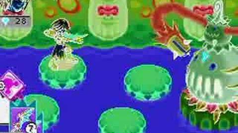 Kingdom Hearts Chain of Memories - Parasite Cage (Riku)