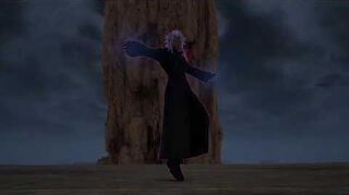 Kingdom Hearts III Critique Combat contre Ansem, Xemnas et le Jeune Xehanort
