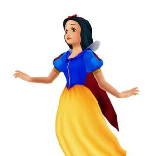 Blancanieves en <i>Kingdom Hearts</i>