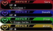 Bonus KH2