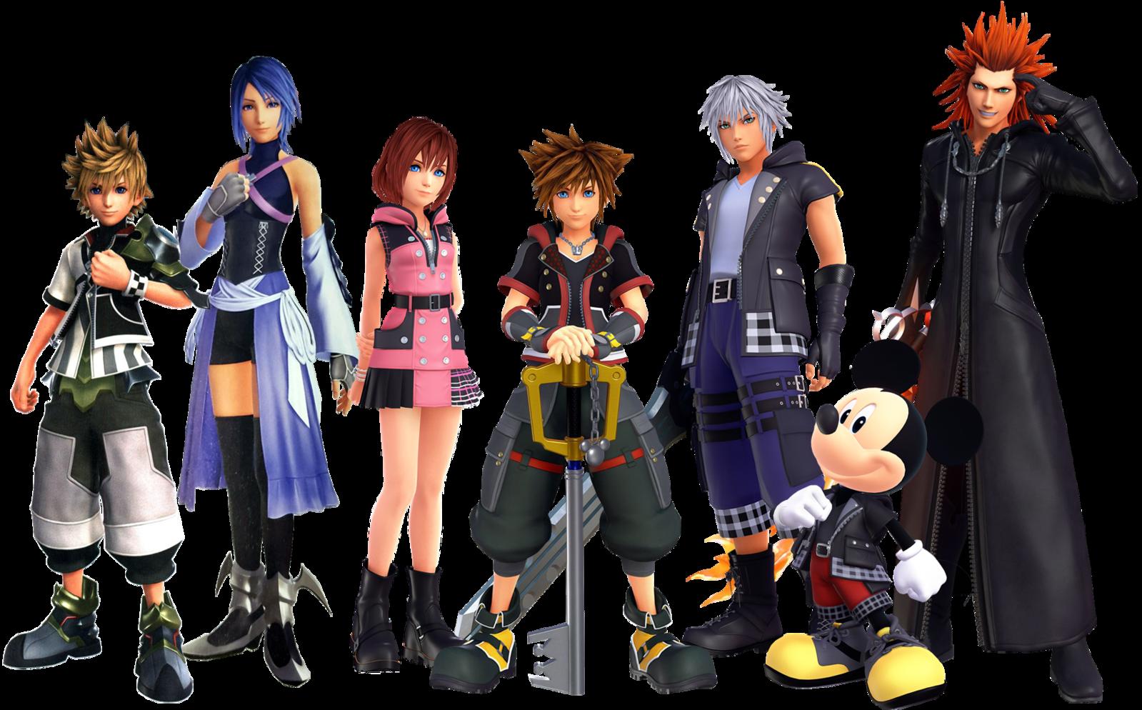 Seven Guardians of Light | Kingdom Hearts Wiki | FANDOM