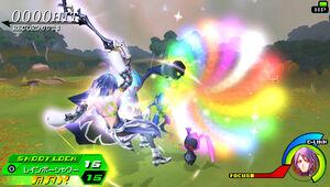 Aqua-DW combat