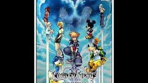 Kingdom Hearts 2 Final Mix What a Surprise!
