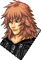 Marluxia from COM talk sprite
