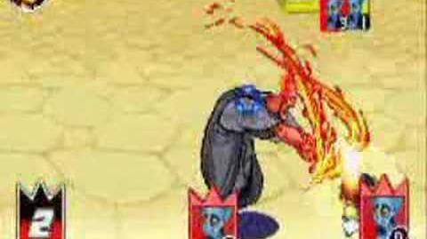 Kingdom Hearts Chain of Memories Boss 4 Hades