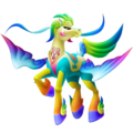 Pégastuce (Esprit) DDD