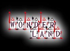 Wonderland Logo KHχ