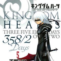 Quinto tomo del manga de KH Days