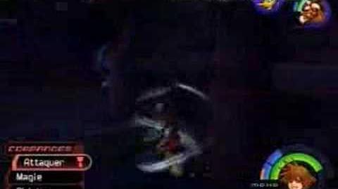 Kingdom Hearts - Forteresse Oubliée - Episode 3 (French)