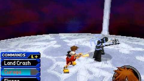 Re Coded - Sora vs Roxas (Final boss)