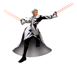 Xemnas Final Form
