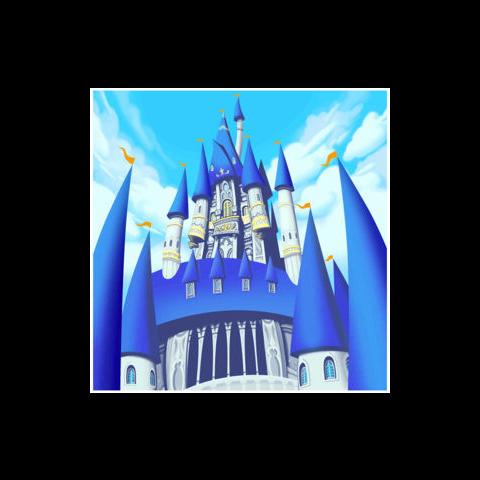 El Castillo Disney en KH 1