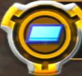 Médaille Gummi KH2 6