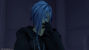 Zexion Identifies Riku ReCoM