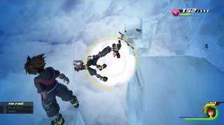 Kingdom Hearts III Expert Reconstitution de Sora