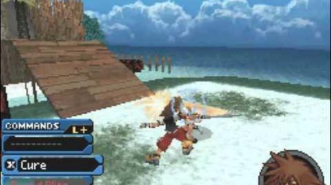 Kingdom Hearts Re Coded - Tidus