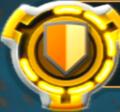 Médaille Gummi KH2 11