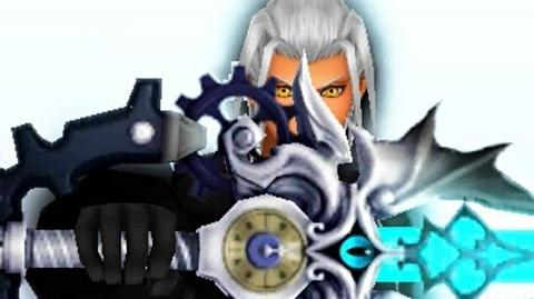 Riku Vs Young Xehanort Extended Battle 3DS Capture With Dxtory