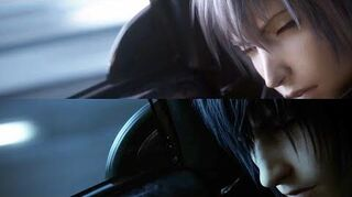 KHIII Re Mind Spoilers Comparaison Episode Secret Final Fantasy Versus XIII