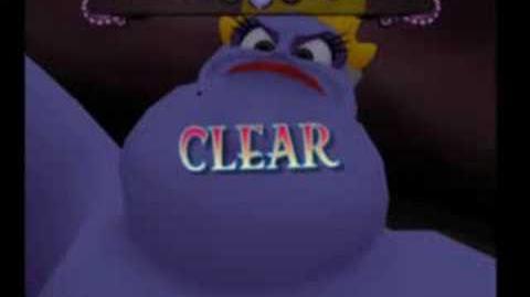 Kingdom Hearts 2 - Atlantica Musicals - Ursula's Revenge