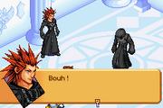Axel première apparition