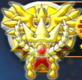 Médaille Gummi KH2 30