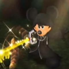 Mickey con su <a href=
