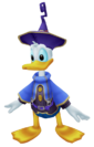 Donald Duck (Wizard outfit) KH