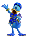 Donald Duck MP KHIII