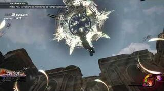 Kingdom Hearts III Critique Combat contre Xigbar, Riku obscur et Ansem